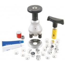 Elcometer 106/1. Odrywowy miernik przyczepności pull-off 0-3,5 MPa + grzybki 20 mm
