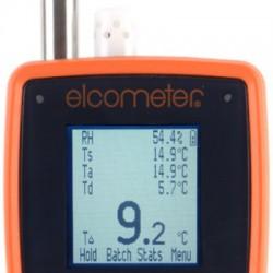Elcometer 319 wersja standard. Miernik warunków klimatycznych.