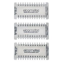 Elcometer 3238 Grzebień metalowy (stal nierdzewna) zakres 5-120 um skok 5 um