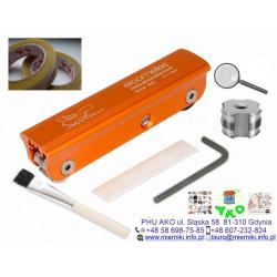 Elcometer 1542- nóż krążkowy ISO Full kit 6x3mm ośmiostronny.